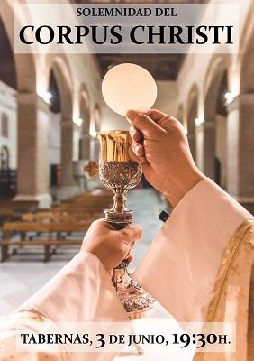 SOLEMNIDAD DEL CORPUS CHRISTI 2018
